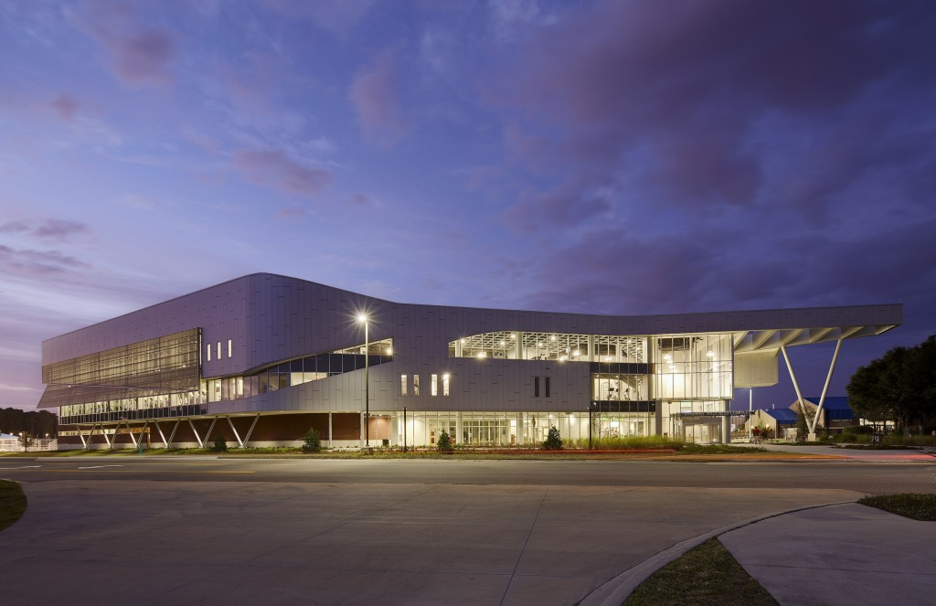 University of North Florida Student Wellness Complex 1