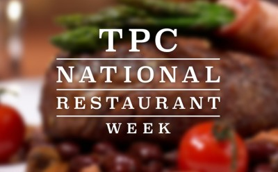 TPC National Restaurant Week