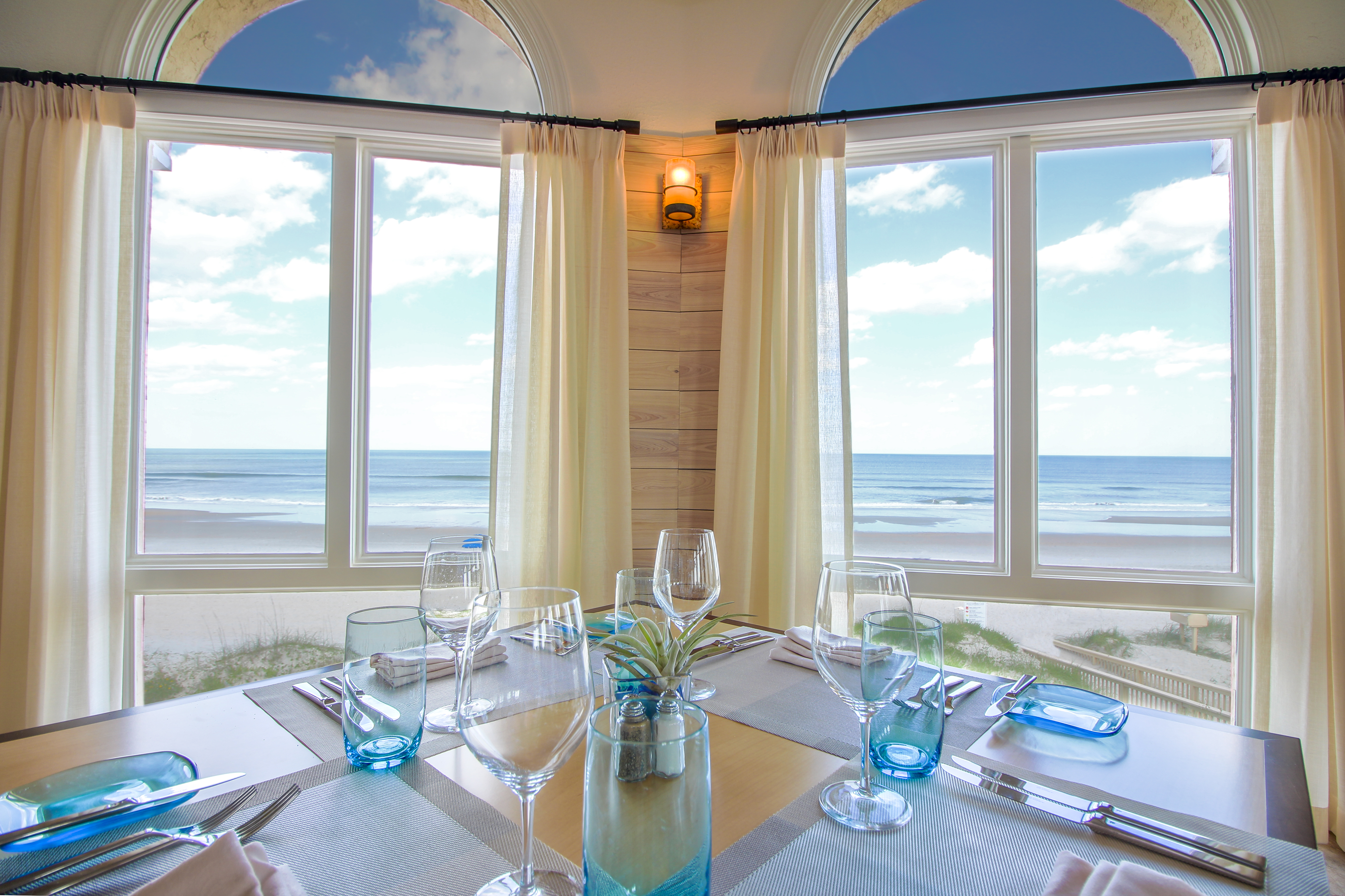 Sea View Grille