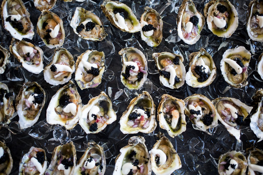 St. Simons Island Food + Spirits Festival - Oysters
