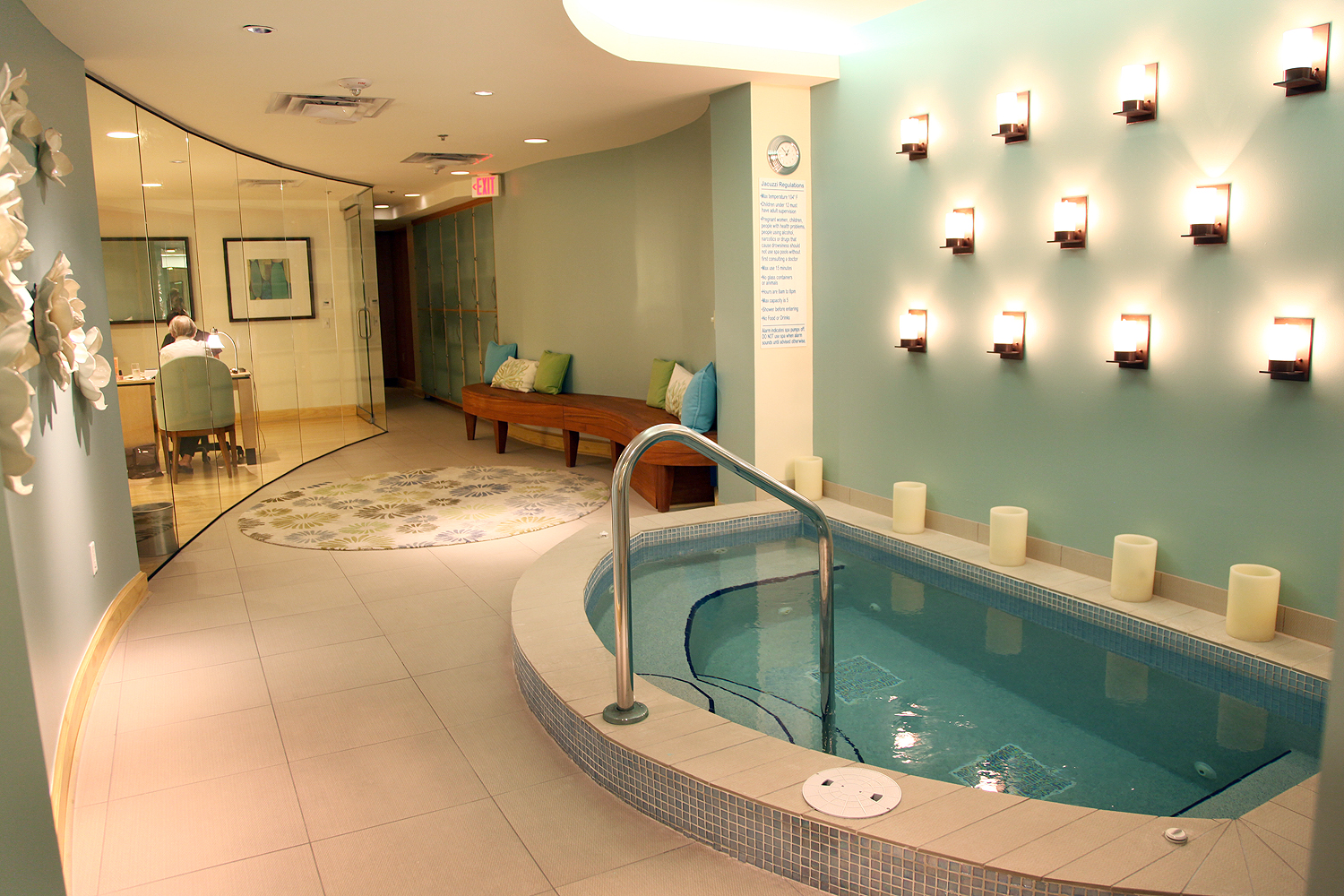 The Spa at One Ocean Resort