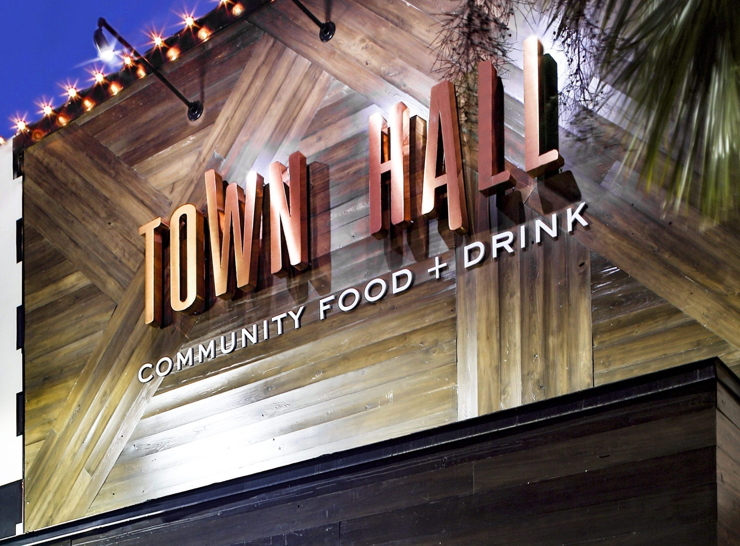 Town Hall, Anniversary Party, wine tasting