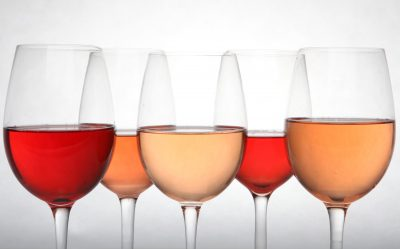 Summer rosé wines, chosen by Zachys in Scarsdale, are photographed July 18, 2013 in the studio. ( Tania Savayan / The Journal  News )
